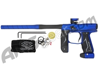 Empire Axe 2.0 Paintball Gun - Dust Blue/Dust Black