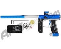Empire Axe 2.0 Paintball Gun - Dust Blue/Dust Silver