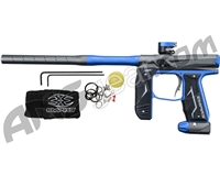 Empire Axe 2.0 Paintball Gun - Dust Dark Grey/Blue