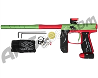 Empire Axe 2.0 Paintball Gun - Dust Olive/Dust Red