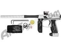 Empire Axe 2.0 Paintball Gun - Dust Silver/Black