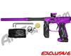 Empire Axe 2.0 Paintball Gun - Electric Purple/Electric Purple