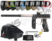 Empire Axe 2.0, EVS & Z2 Package Kit - Dust Black/Dust Copper