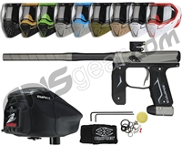 Empire Axe 2.0, EVS & Z2 Package Kit - Dust Black/Dust Grey