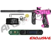 Empire Axe 2.0 Paintball Gun w/ FREE Redline OLED Upgrade Board - Fade Dust Black/Dust Pink