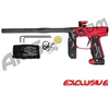 Empire Axe 2.0 Paintball Gun - Fade Dust Black/Dark Lava