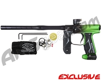 Blemished Empire Axe 2.0 Paintball Gun - Fade Dust Black/Sour Apple
