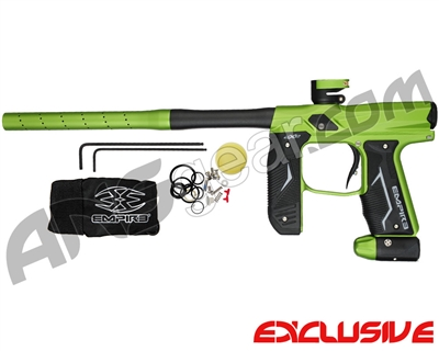 Empire Axe 2.0 Paintball Gun - Sour Apple/Sour Apple