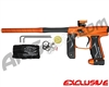 Empire Axe 2.0 Paintball Gun - Sunburst Orange/Sunburst Orange