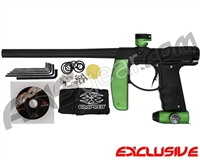 Empire Axe Paintball Gun w/ Inception Designs Kryptonite Body Kit - Green