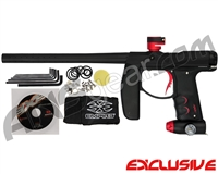 Empire Axe Paintball Gun w/ Inception Designs Kryptonite Body Kit - Red