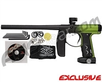 Empire Axe Paintball Gun - Dust Black/Sour Apple Fade