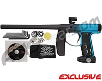 Empire Axe Paintball Gun - Dust Black/Teal Fade