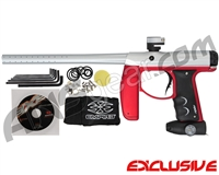 Empire Axe Paintball Gun - S.E. Dust Silver/Dark Lava