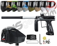 Empire Axe Pro, EVS & Z2 Package Kit - Dust Black/Dust Silver