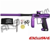 Empire Axe Pro Paintball Gun - Electric Purple