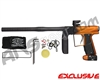 Empire Axe Pro Paintball Gun - Dust Black/Orange Fade