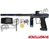 Empire Axe Pro Paintball Gun - Polished Acid Wash Blue