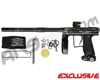 Empire Axe Pro Paintball Gun - Polished Acid Wash Lime