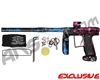 Empire Axe Pro Paintball Gun - Polished Acid Wash Pink/Blue Fade