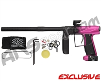 Empire Axe Pro Paintball Gun - Dust Black/Pink Fade