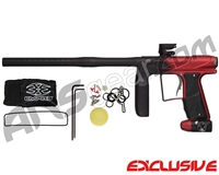 Empire Axe Pro Paintball Gun - Dust Black/Red Fade