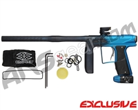 Empire Axe Pro Paintball Gun - Dust Black/Teal Fade