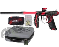 Empire Axe SYX 1.5 Paintball Gun - Polished Black/Polished Red