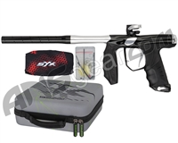 Empire Axe SYX 1.5 Paintball Gun - Polished Black/Polished Silver