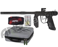 Empire Axe SYX 1.5 Paintball Gun - Dust Black/Dust Black