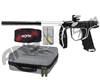 Empire Axe SYX Paintball Gun - Polished Black/Silver