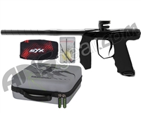 Empire Axe SYX Paintball Gun - Black/Dust Black