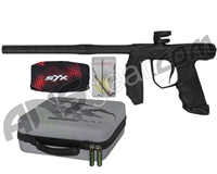 Empire Axe SYX Paintball Gun - Dust Black/Dust Black