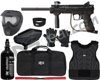 Empire BT-4 Slice Combat Level 1 Protector Paintball Gun Package Kit