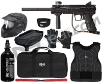 Empire BT-4 Slice Combat Level 2 Protector Paintball Gun Package Kit