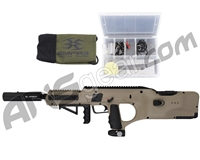 Empire  Battle Tested D*Fender Paintball Gun - Dark Earth