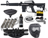 Empire Battle Tested Omega Epic Paintball Gun Package Kit