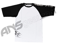 Empire Performance B&W Zig Zag T-Shirt - Black/White