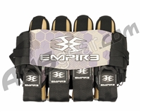 Empire Compressor Pack Hex FT Paintball Harness - 4+7 - Tan