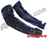 Empire Contact TT Elbow Pads - Black/Blue