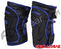 Empire Contact TT Knee Pads - Black/Blue