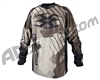 Empire 2016 Contact Zero F6 Paintball Jersey - Camo