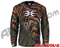 Empire Contact TT Padded Paintball Jersey - Skinned Camo
