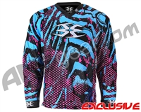 Empire Contact TT Padded Paintball Jersey - Skinned Cotton Candy