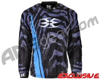 Empire Contact TT Padded Paintball Jersey - Viper Blue