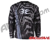 Empire Contact TT Padded Paintball Jersey - Viper Grey