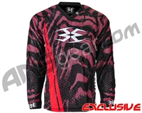 Empire Contact TT Padded Paintball Jersey - Viper Red
