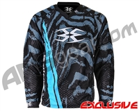 Empire Contact TT Padded Paintball Jersey - Viper Teal