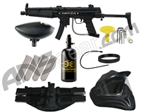 Empire Delta Legendary Paintball Gun Package Kit
