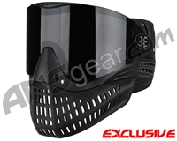Empire E-Flex Paintball Mask - Black w/ Ninja/Black Lens